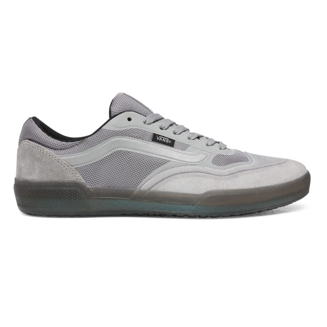 Vans AVE Pro Skate Shoes - Reflective Grey | Shoes by Vans 1