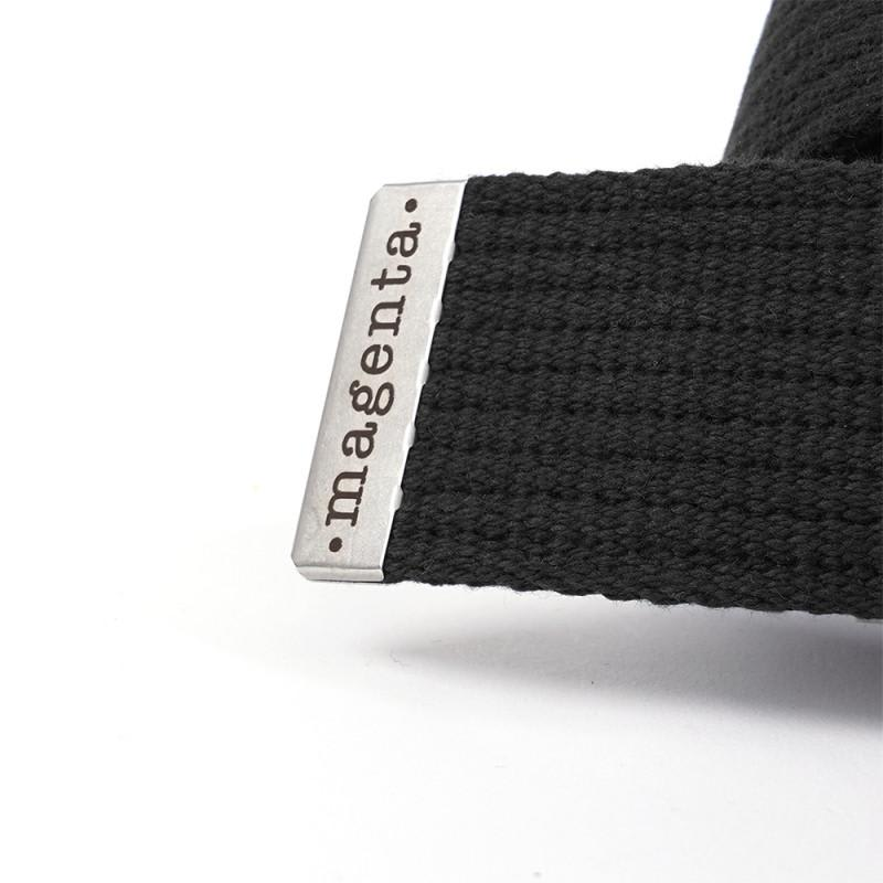 Magenta Buckle Up Belt - Black | Belt by Magenta Skateboards 2