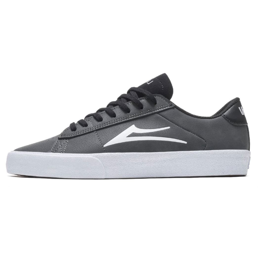 Lakai Newport Shoes - Charcoal Synthetic | Shoes by Lakai 1