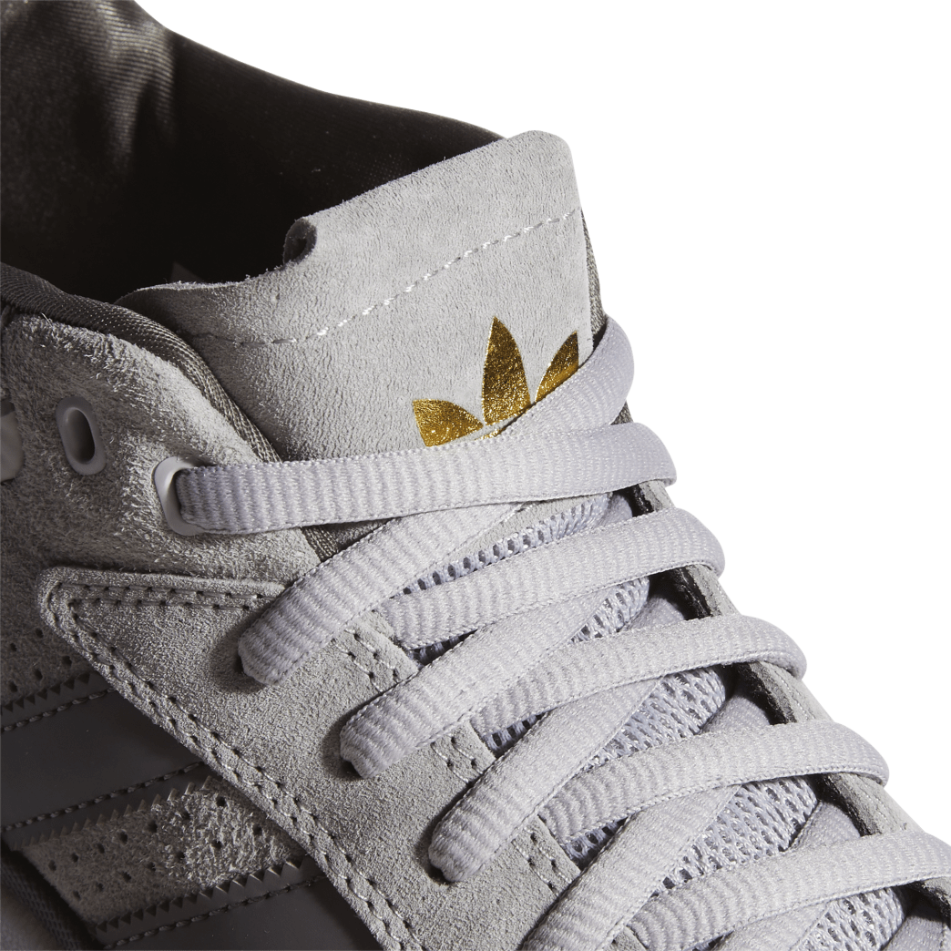 adidas Skateboarding Tyshawn Jones Shoes - Light Granite / Granite / Gold Metallic | Shoes by adidas Skateboarding 7