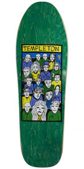 New Deal Templeton Crowd Deck 10.125 | Deck by New Deal Skateboards 1