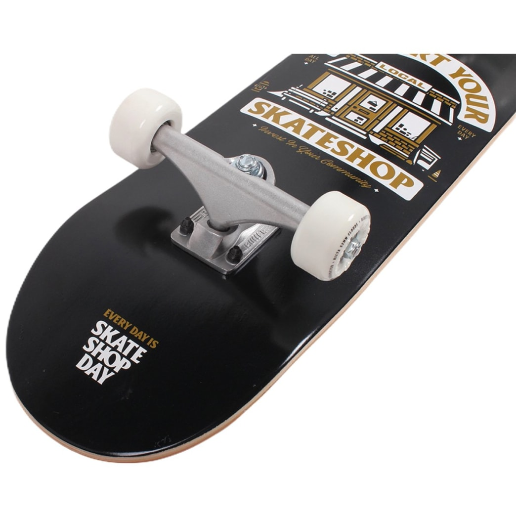 Orchard Shopkeepers' Union Beginner Hybrid Complete 7.75   Complete Skateboard by Orchard 2