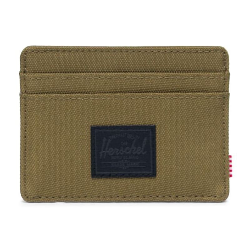 Herschel Supply Co. Charlie Wallet - Green | Wallet by Herschel Supply Co. 1