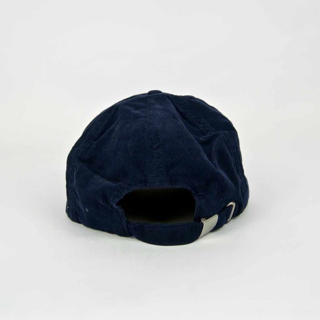 Welcome Skate Store - Twist Cord Cap - Navy | Baseball Cap by Welcome Skate Store 4