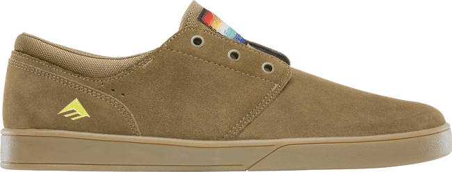 Emerica FIGUEROA - Brown | Shoes by Emerica 1