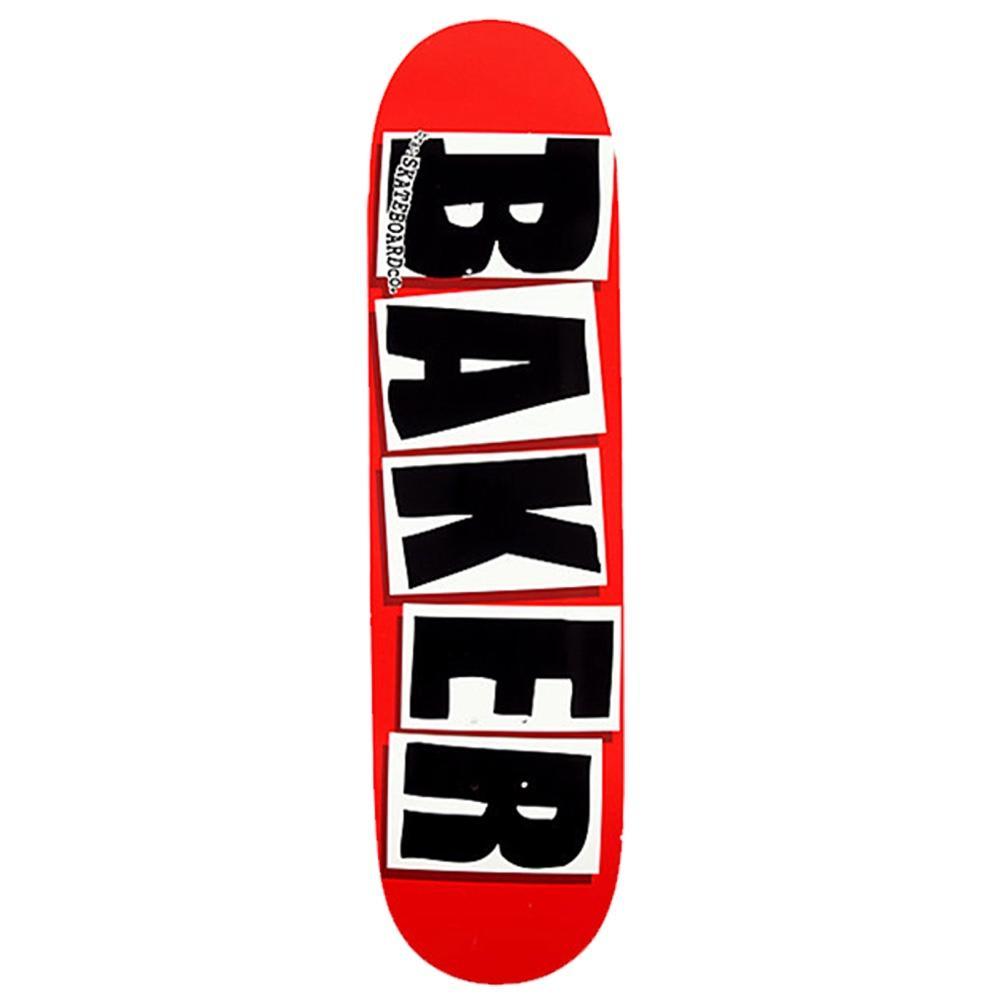 Baker Deck - Brand Logo | Deck by Baker Skateboards 1