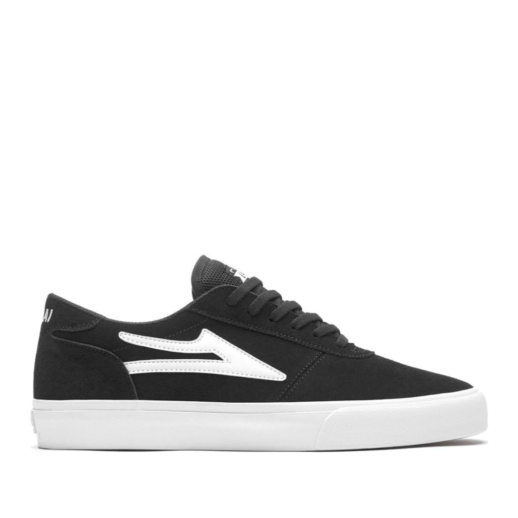 Lakai Manchester Suede Skate Shoes - Black | Shoes by Lakai 1