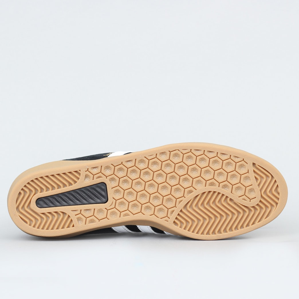 adidas Campus Advance Shoes Core Black / Footwear White / Gum 4 | Shoes by adidas Skateboarding 2