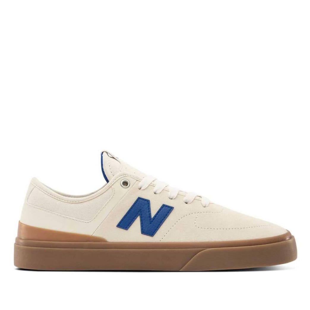 New Balance Numeric 379 Skate Shoe - White / Blue | Shoes by New Balance 1