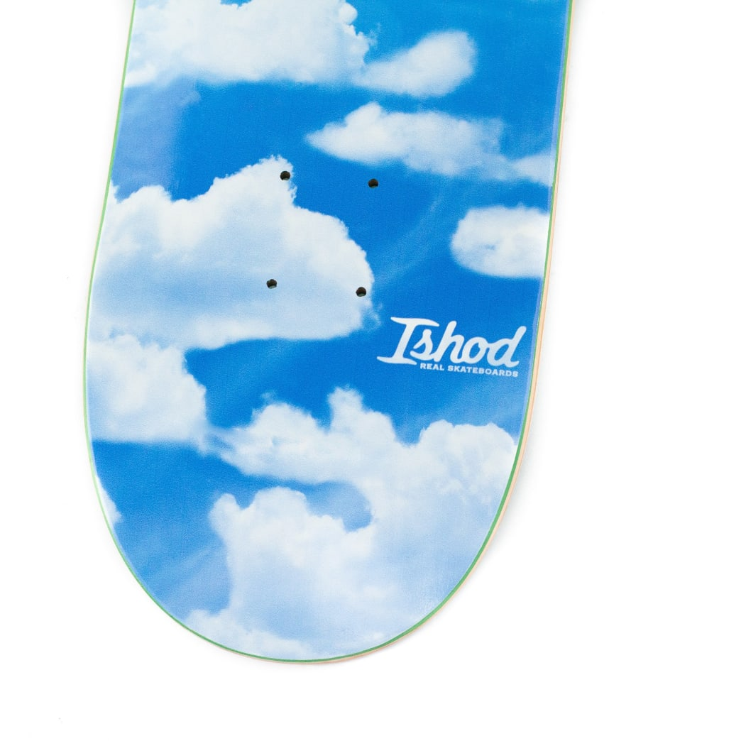 """Real Ishod Sky High Deck 8.25""""   Deck by Real Skateboards 2"""