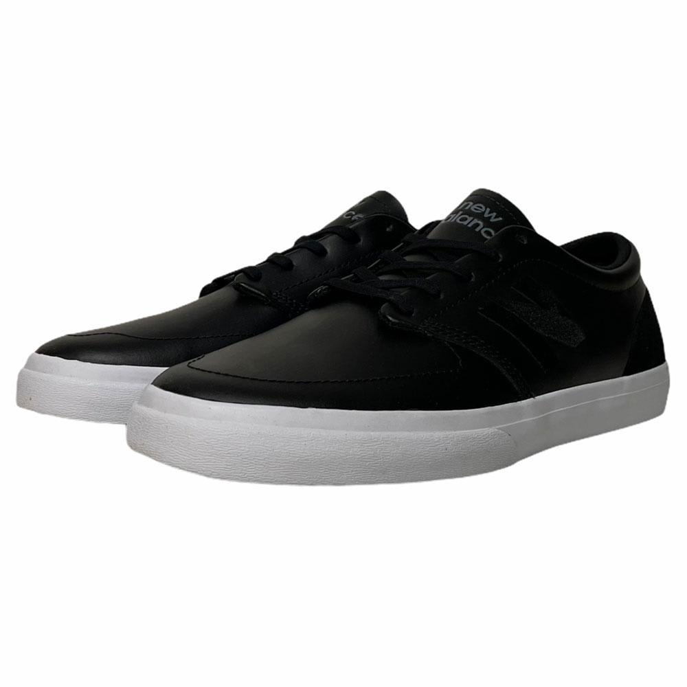 New Balance Numeric 345 Skate Shoes - Black Leather | Shoes by New Balance 2
