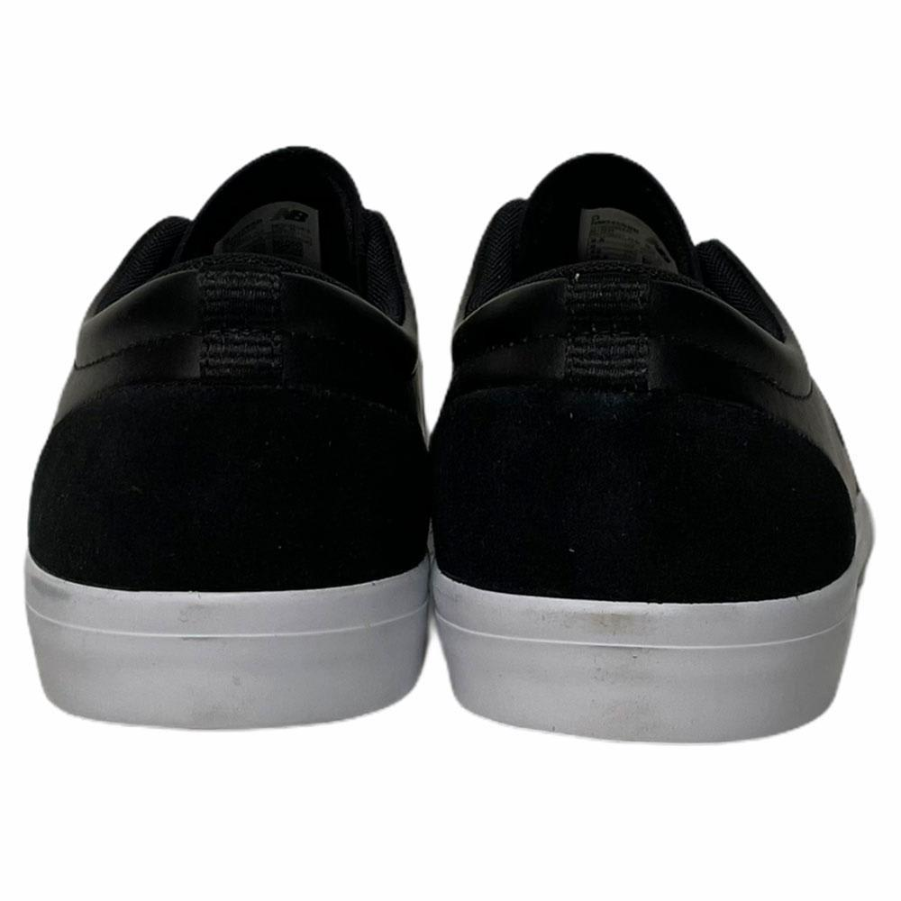New Balance Numeric 345 Skate Shoes - Black Leather | Shoes by New Balance 5