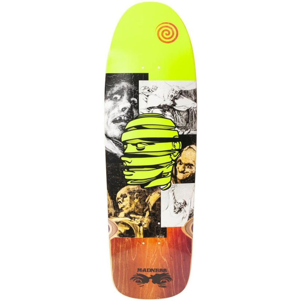 Madness Unravel Peel R7 Deck 9.625"