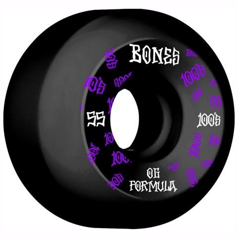 Bones 100s 55mm | Wheels by Bones 1