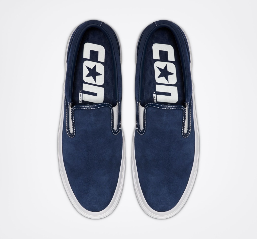 Converse Cons One Star CC Pro Slip - Navy/White/White | Shoes by Converse Cons 5