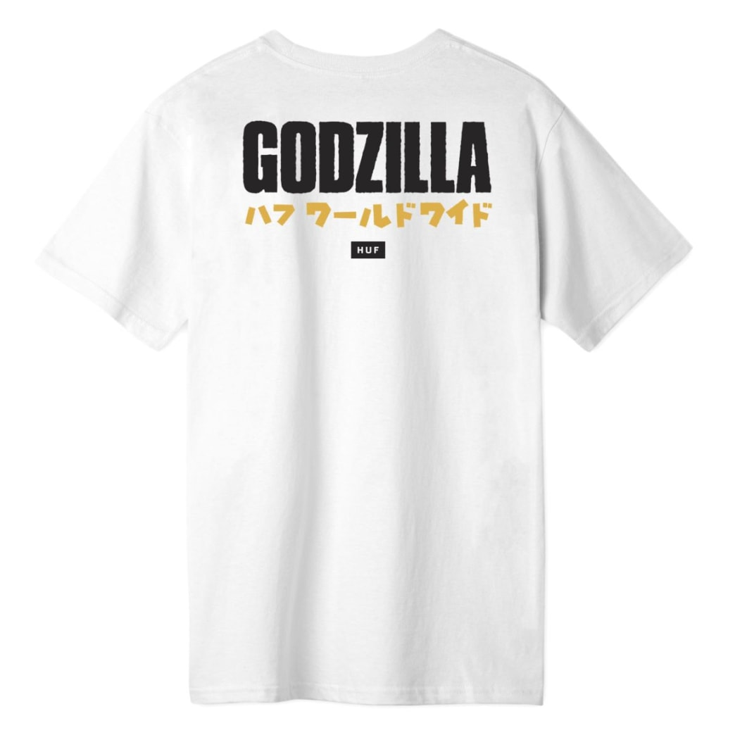 Huf Mothra SS T Shirt | T-Shirt by HUF 2