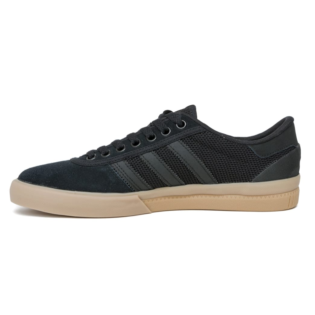 9db09a53a02 Shop Adidas Lucas Premiere Shoes - Black White Gum4