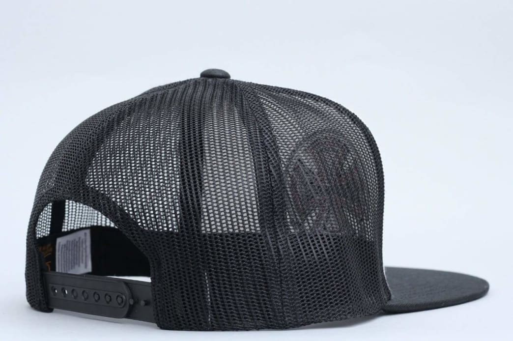 Independent Truck Co Mesh Cap White / Black | Trucker Cap by Independent Trucks 2