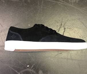 Emerica Romero Laced Skate Shoes - Navy / Black | Shoes by Emerica 1