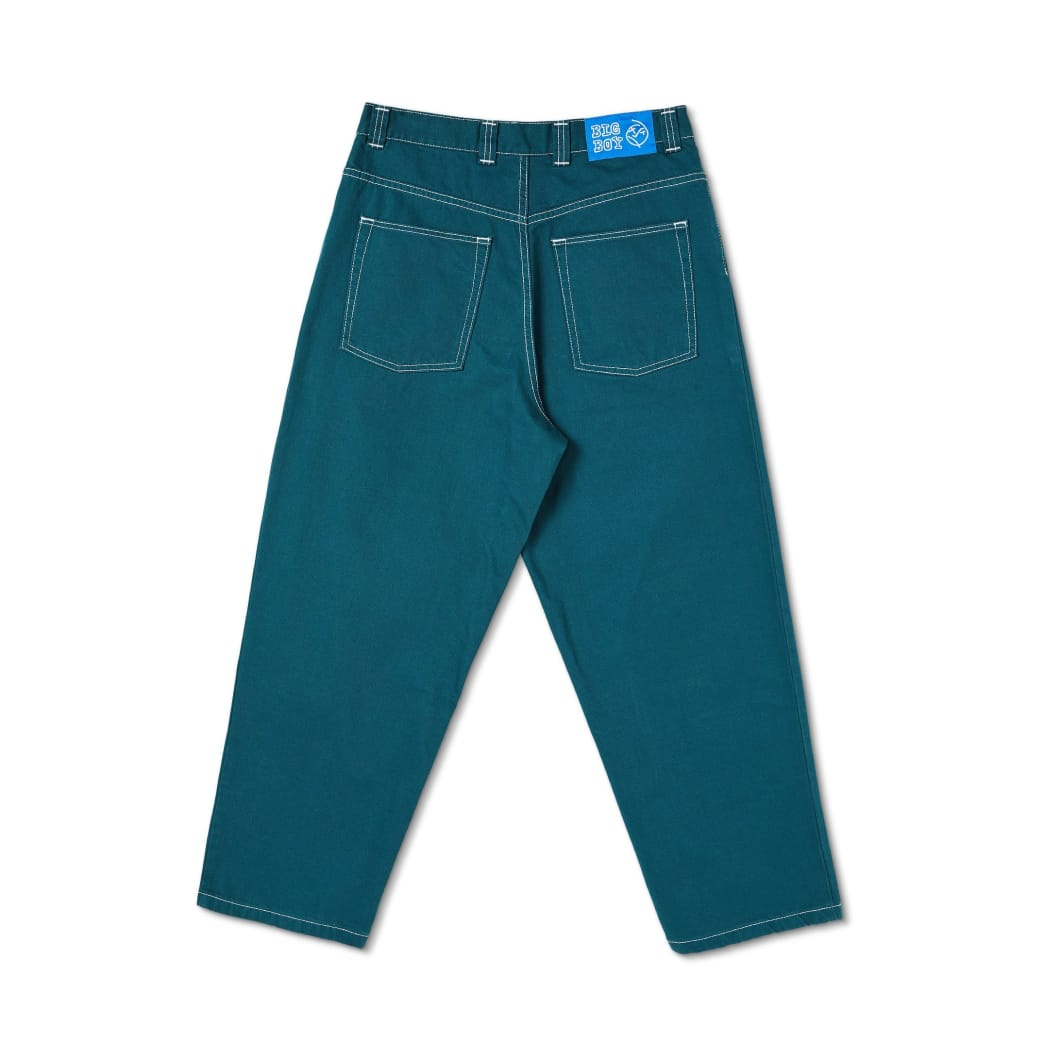 Polar Skate Co Big Boy Jeans - Green | Jeans by Polar Skate Co 2