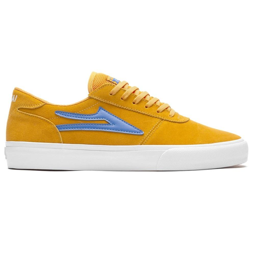 Lakai Manchester Suede Skate Shoes - Mandarin | Shoes by Lakai 1