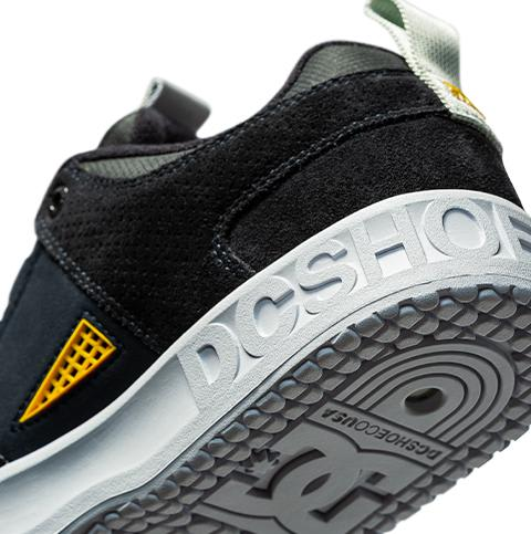 DC Shoes Lynx OG x In4mation - Dark Navy | Shoes by DC Shoes 8