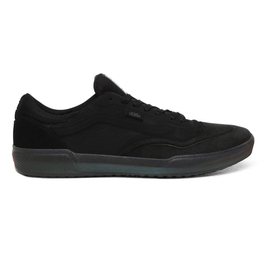 Vans AVE Pro Skate Shoes - Black / Smoke | Shoes by Vans 1