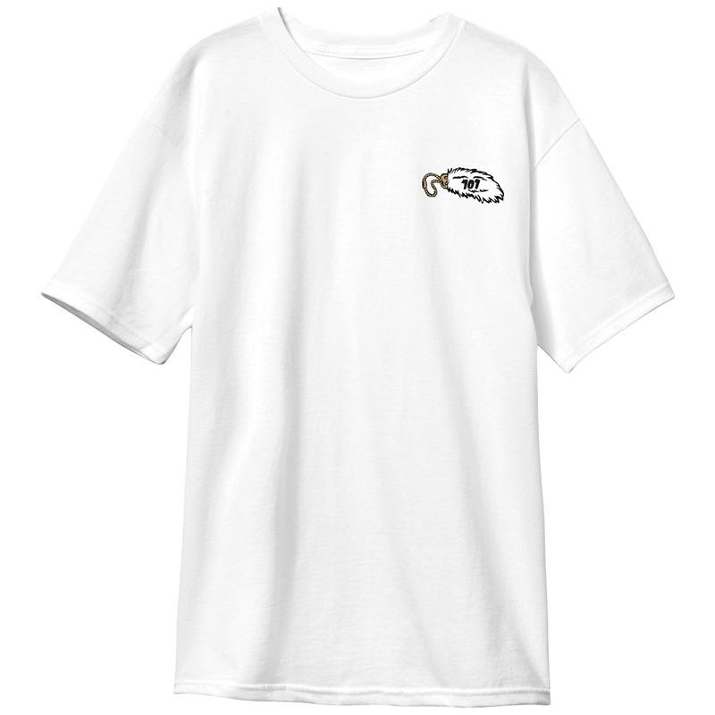101 Bunny Trap SS Tee White | T-Shirt by 101 1