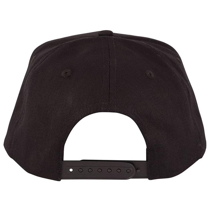 Independent Hat ITC Bold Black Snapback | Snapback Cap by Independent Trucks 2