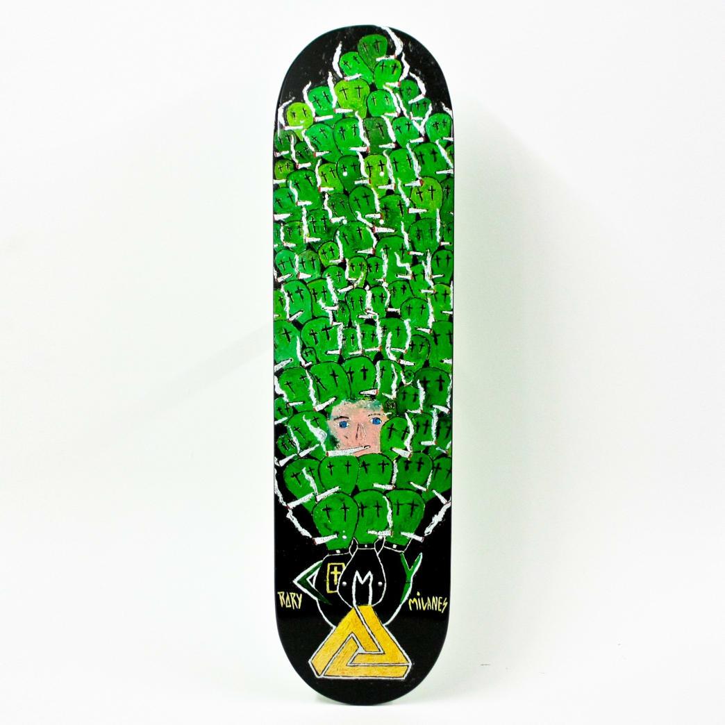 "Palace Rory Church Deck 8.06""   Deck by Palace Skateboards 1"