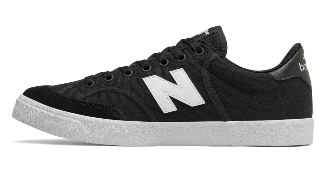 New Balance Numeric 212 Skate Shoes - Black / White | Shoes by New Balance 2