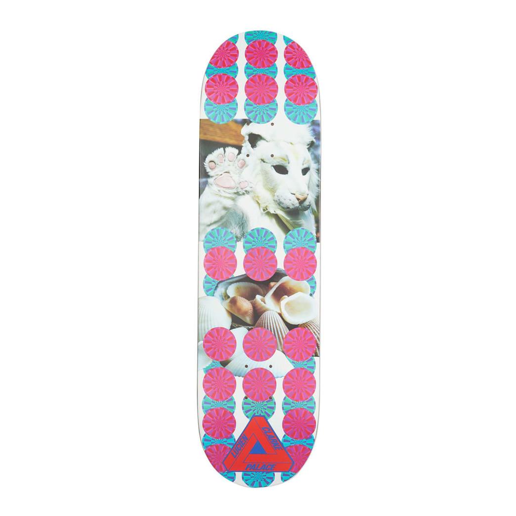 "Palace Pro S16 Lucien Clarke Deck - 8.25"" | Deck by Palace Skateboards 1"
