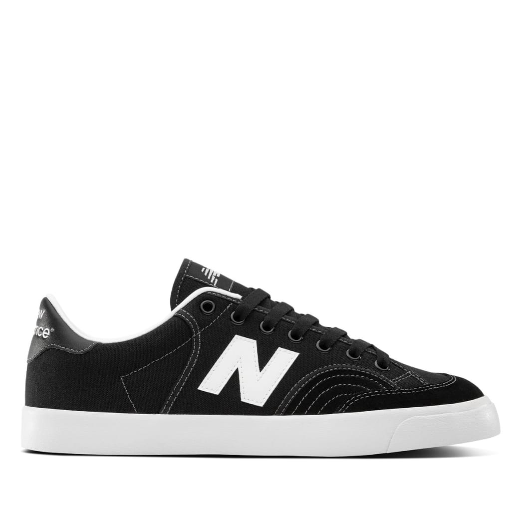 New Balance Numeric 212 Skate Shoes - Black / White | Shoes by New Balance 1