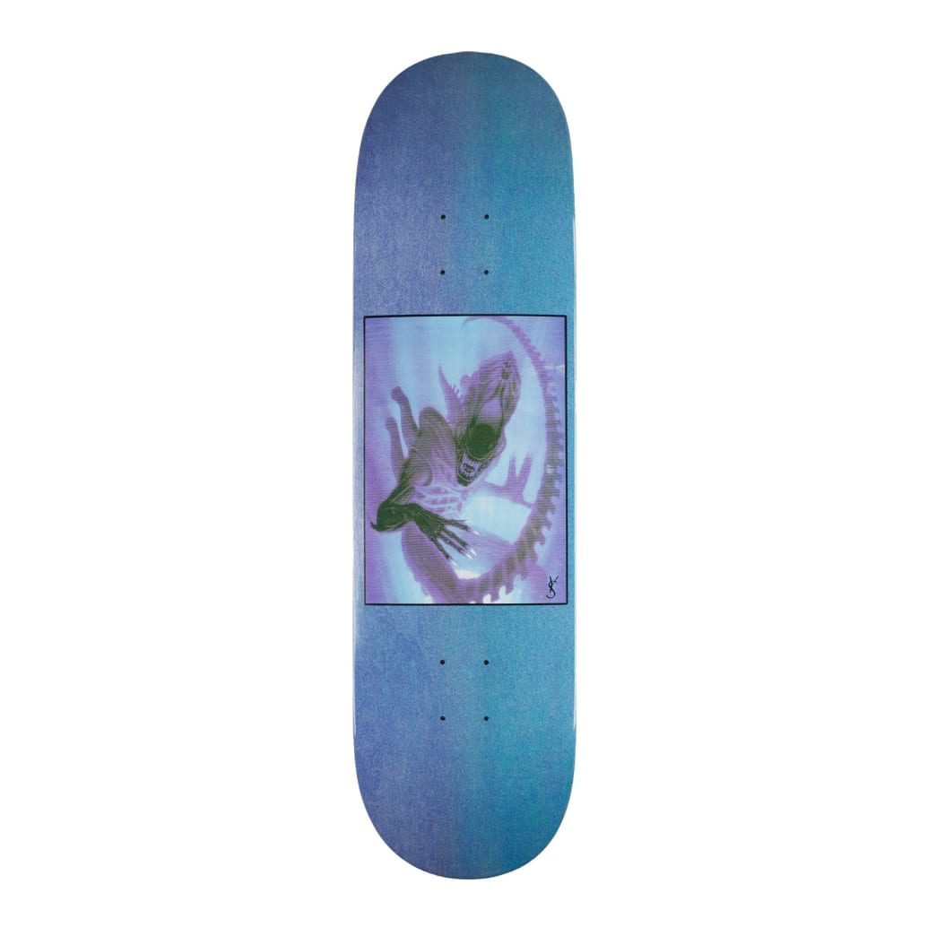 Yardsale Evolution A Skateboard Deck - 8.2"