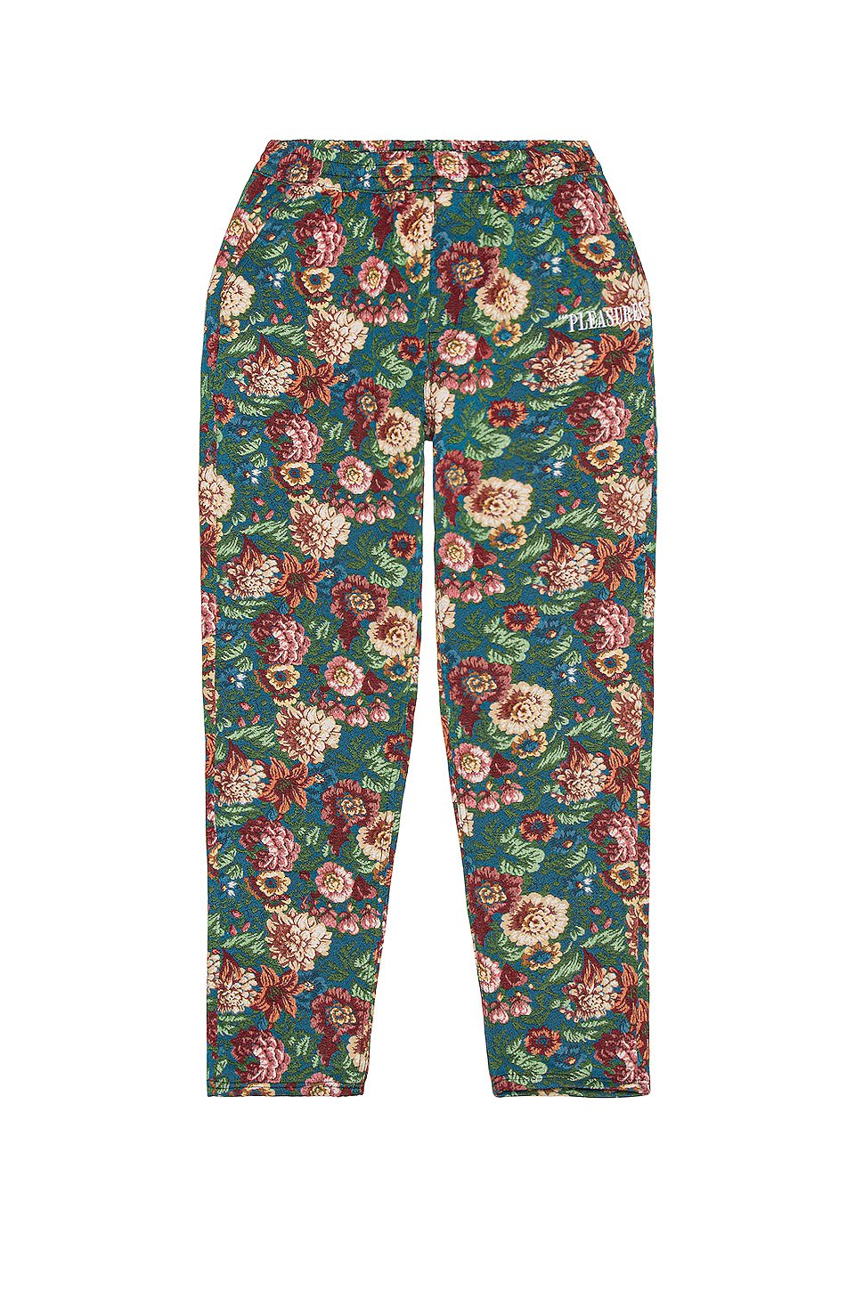 Pleasures - Studio Floral Beach Pant | Trousers by Pleasures 1