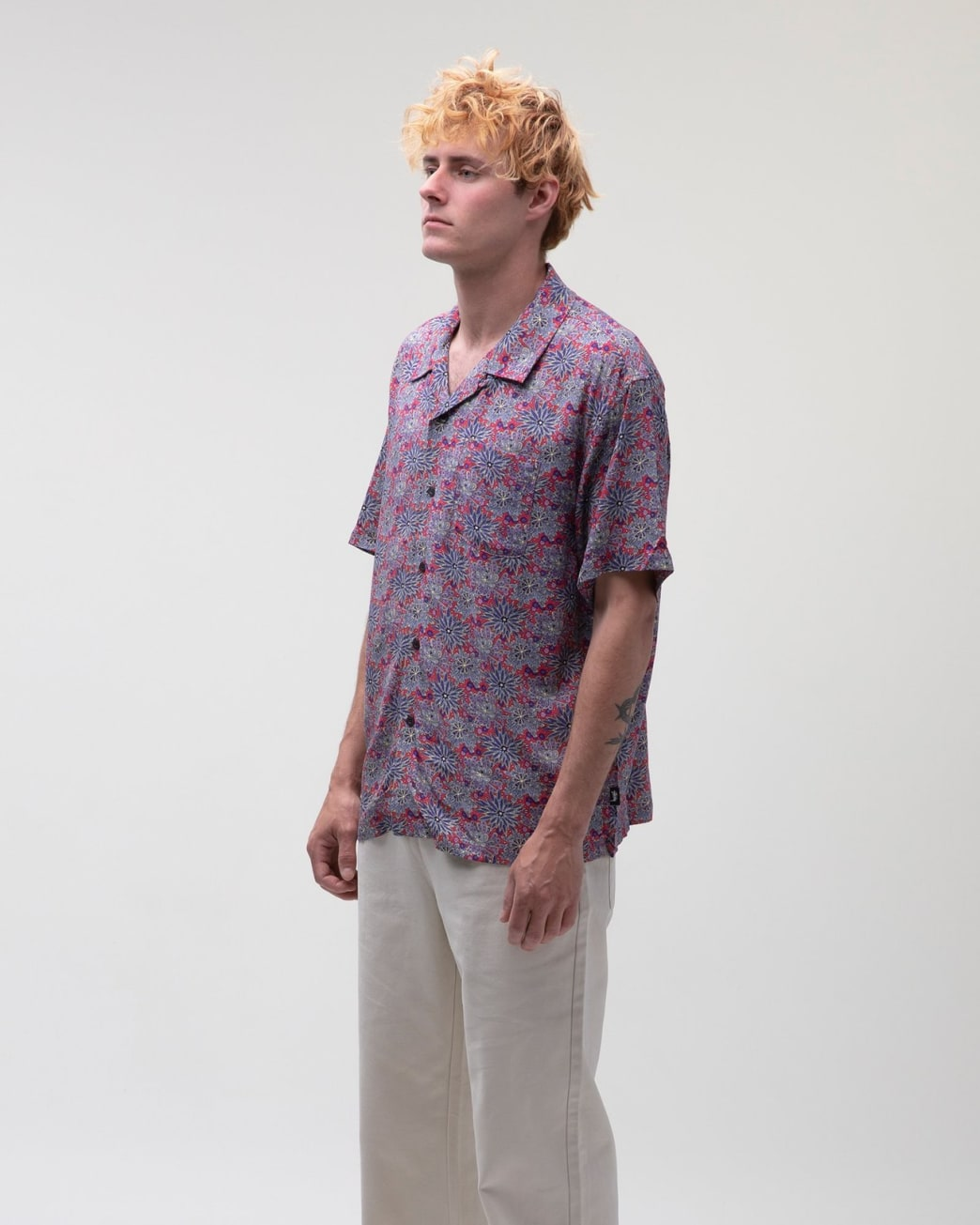 Stussy - Floral Print Shirt   Shirt by Stussy 2