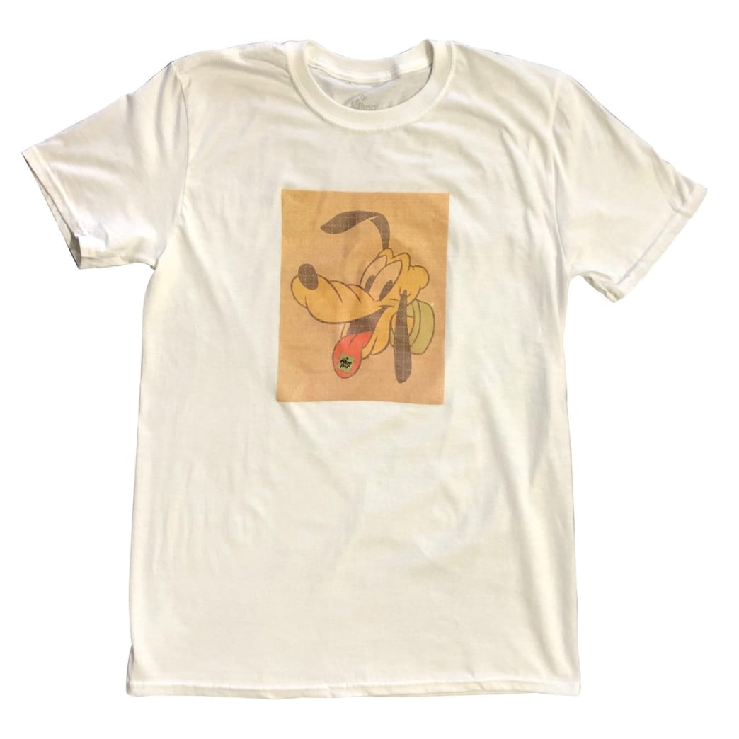 TKF PLUTO TEE - WHITE | T-Shirt by The Killing Floor 1