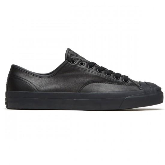 Cons Jack Purcell Pro GX1000 Black Leather | Shoes by Converse Cons 1