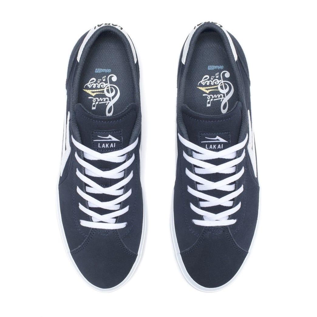 Lakai flaco 2 Navy   Shoes by Lakai 3