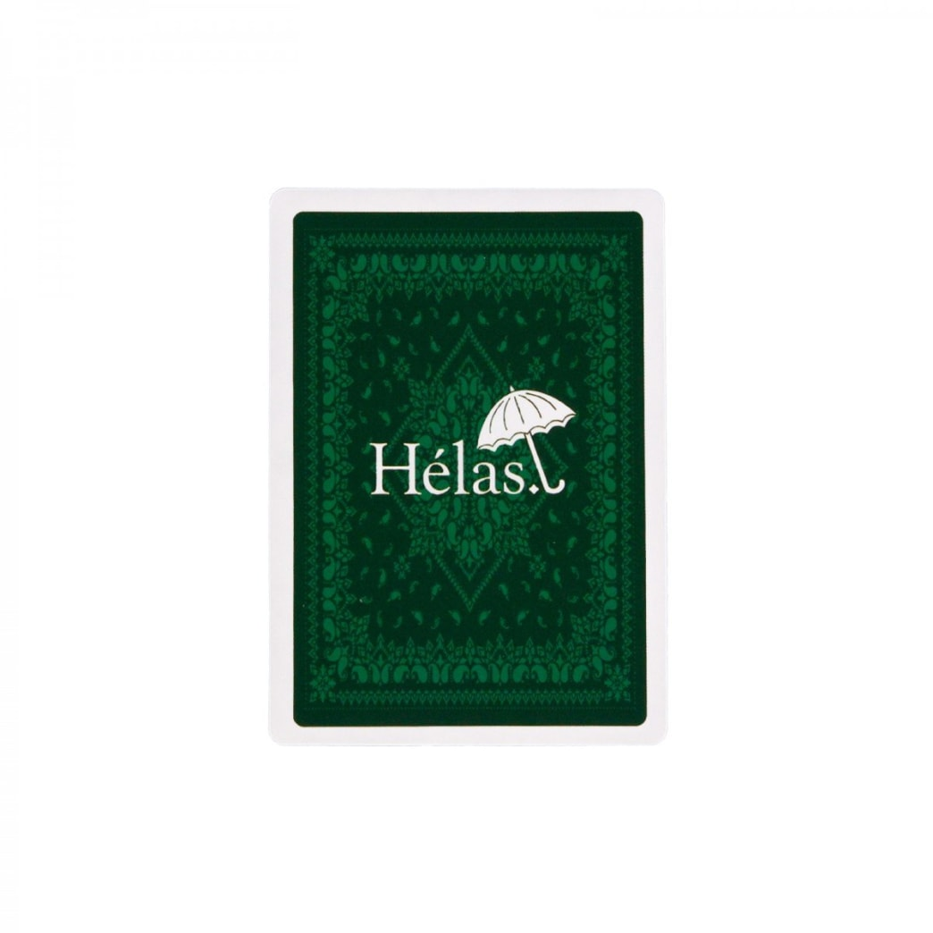 Helas Playing Cards | Playing Cards by Hélas 2