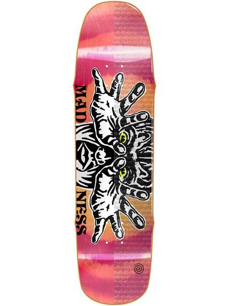 Madness Possessed R7   Deck by Madness Skateboards 1