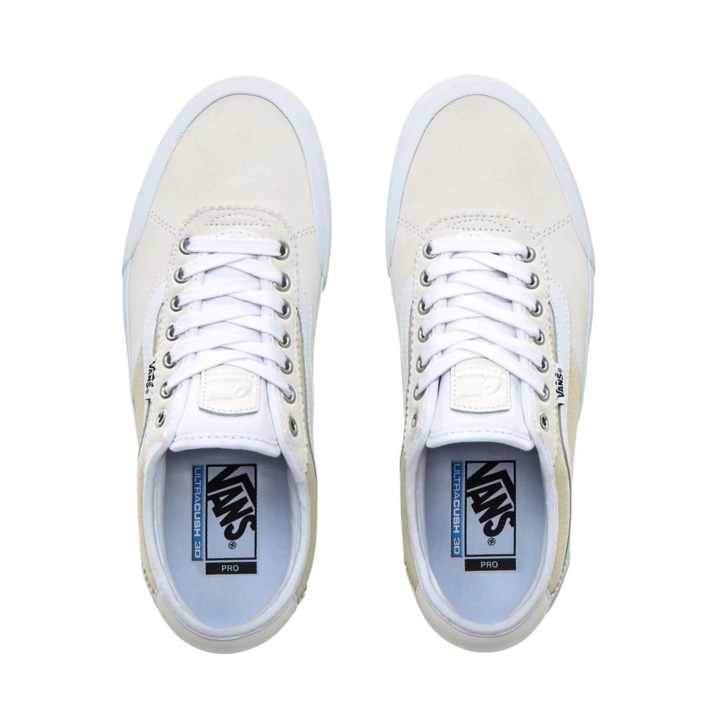 Vans Chima Pro 2 Skate Shoes - White | Shoes by Vans 2