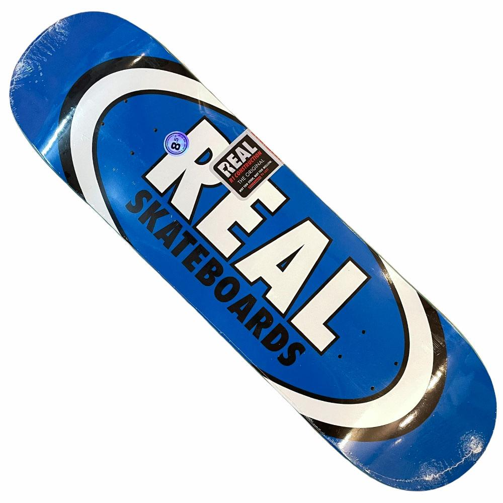 Real Deck Classic Oval 8.5x31.7   Deck by Real Skateboards 1