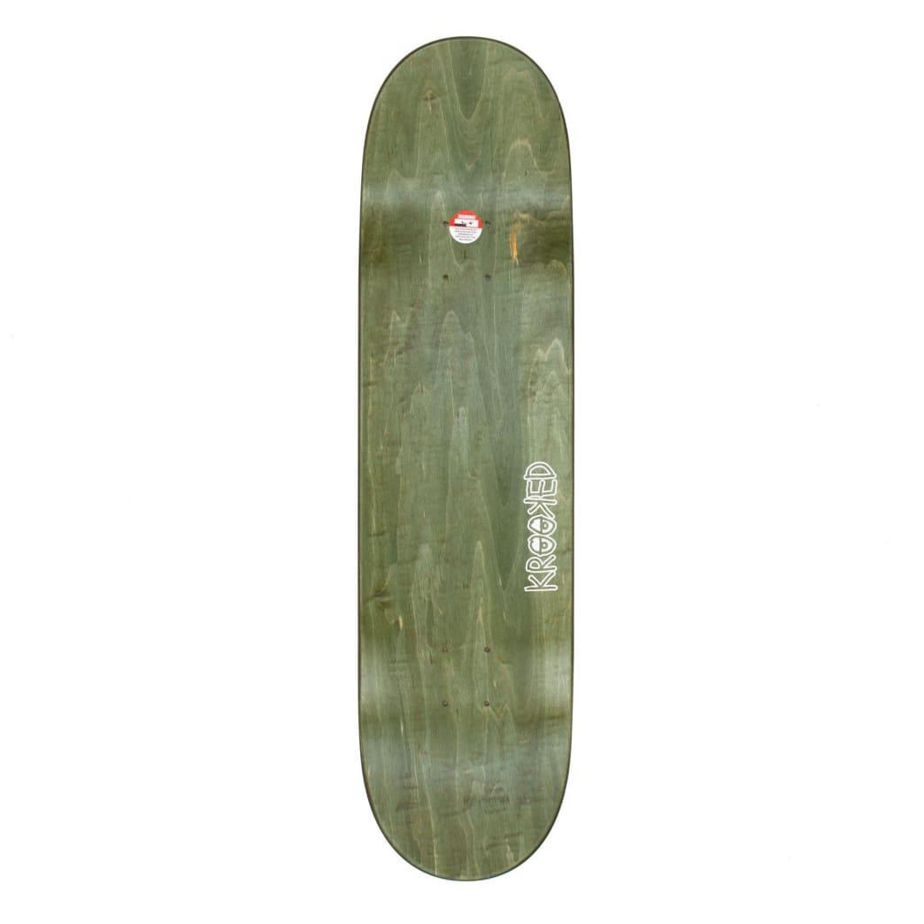 "Krooked Regal Deck - 8.25""   Deck by Krooked Skateboards 2"