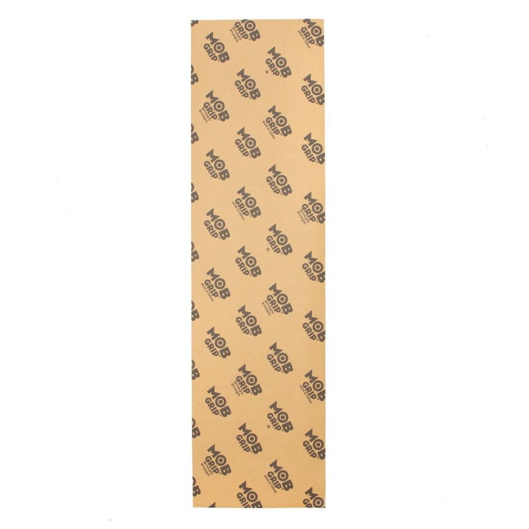 "Mob 9"" Width Perforated Griptape Sheet - Yellow 