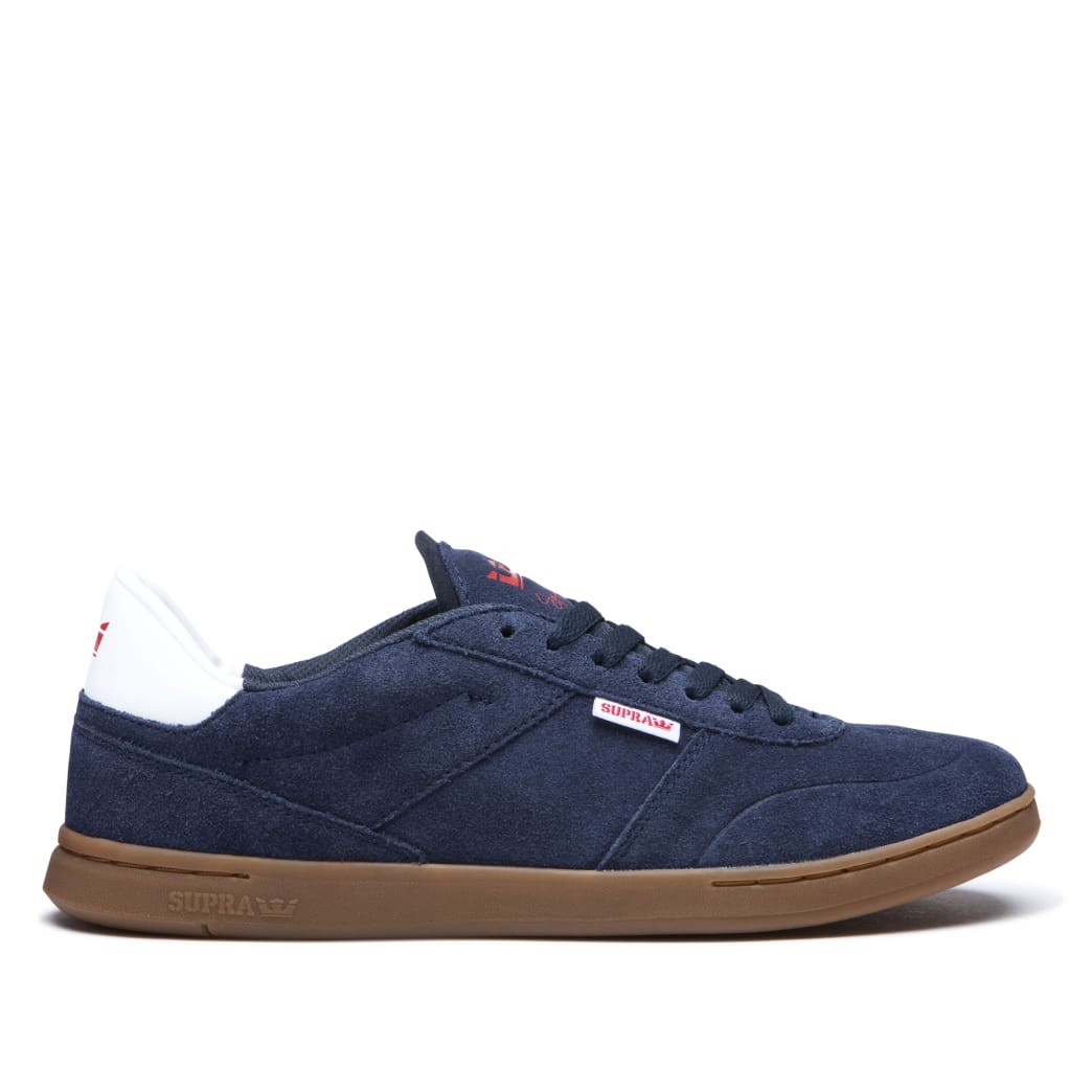 Supra - (Spencer Hamilton Pro Model) ELEVATE NAVY - GUM | Shoes by Supra 1