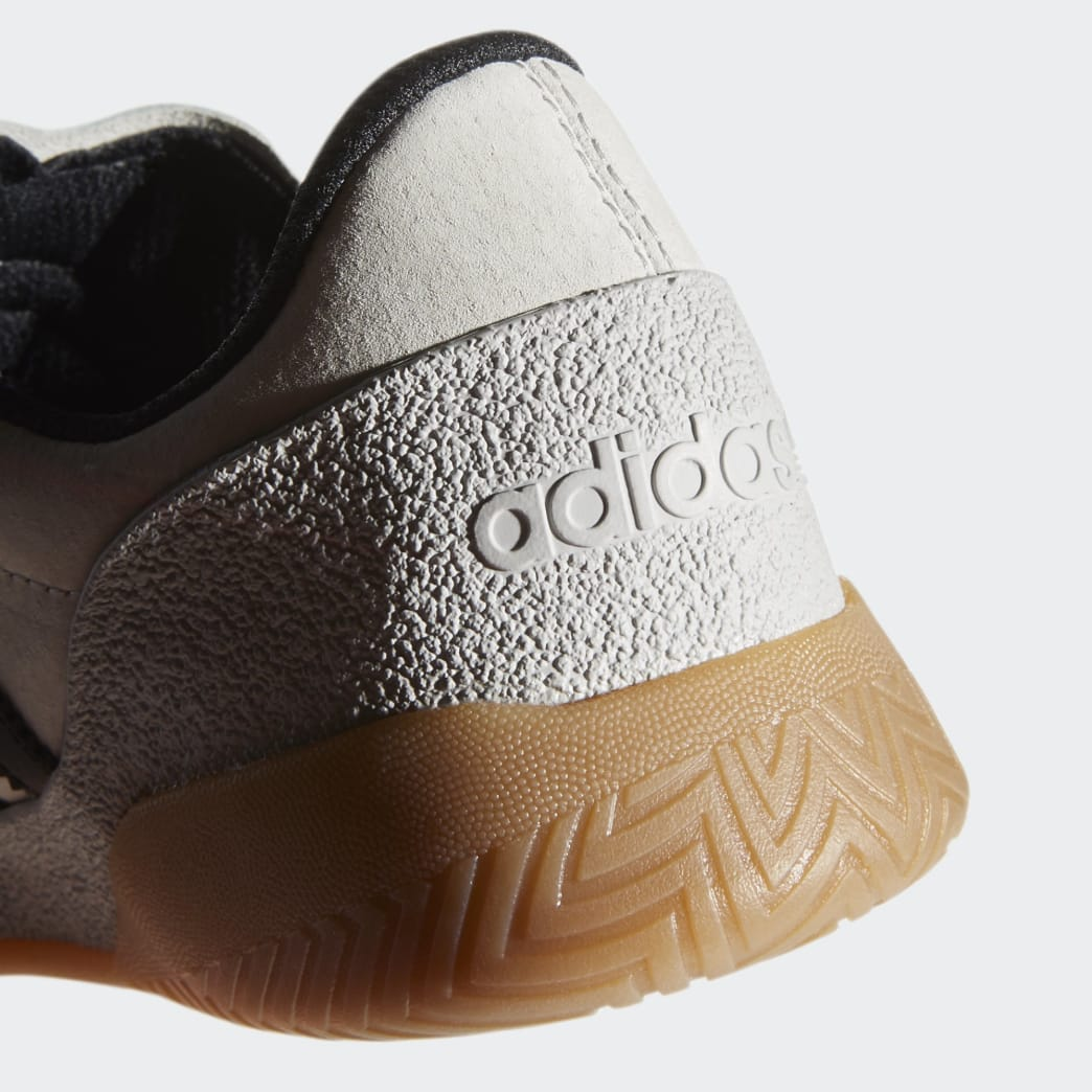 Adidas City Cup Shoes - Grey 2/Core Black/Gum 4 | Shoes by adidas Skateboarding 7