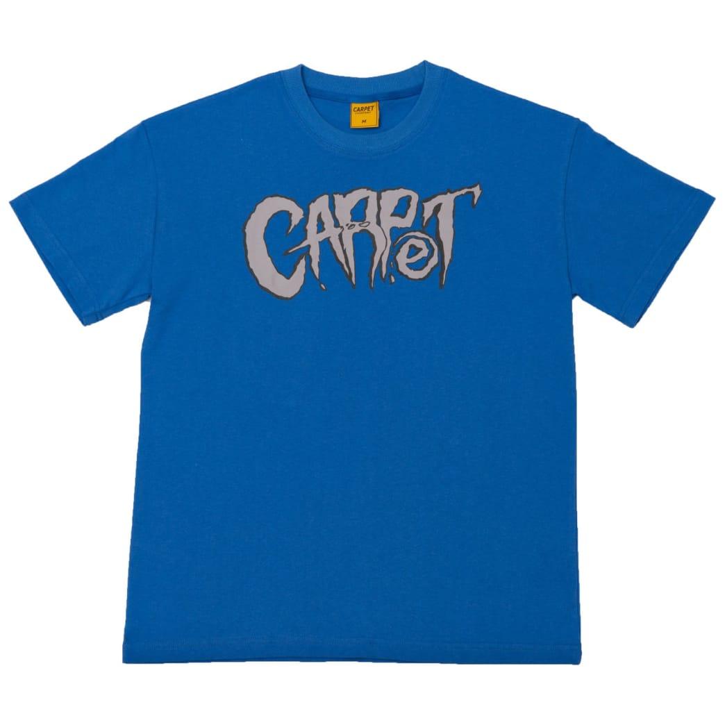 Carpet Company Metal Tee Royal | T-Shirt by Carpet Company 1