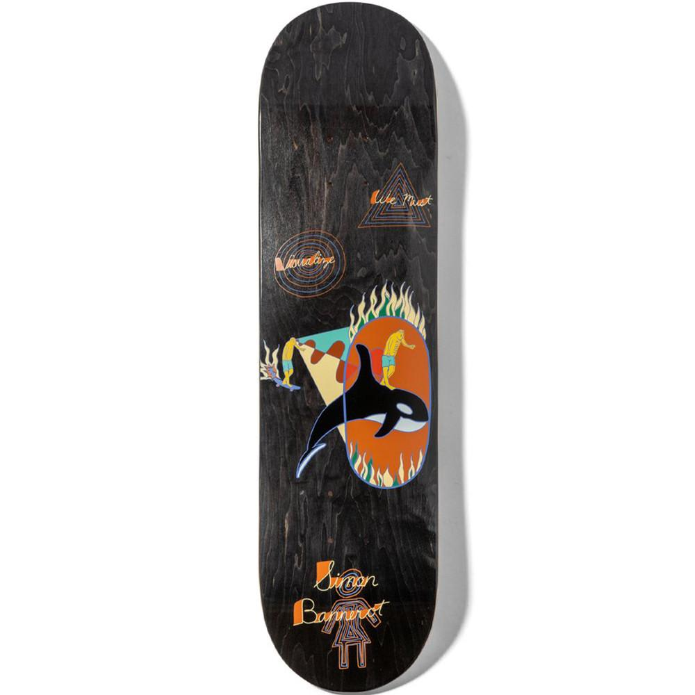 Bannerot One Off Deck | Deck by Girl Skateboards 1