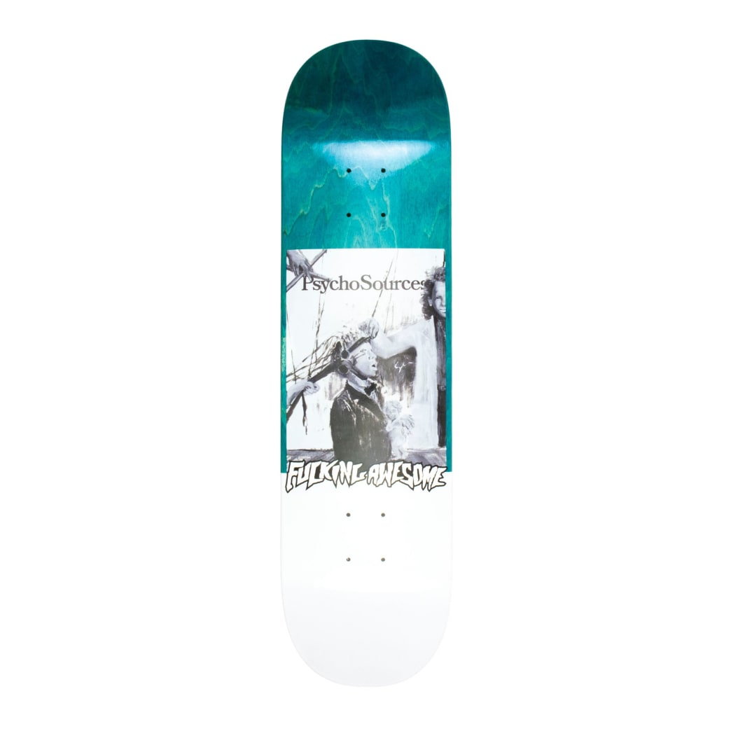 """Fucking Awesome Psycho Sources Jason Dill Deck - 8.18""""   Deck by Fucking Awesome 1"""